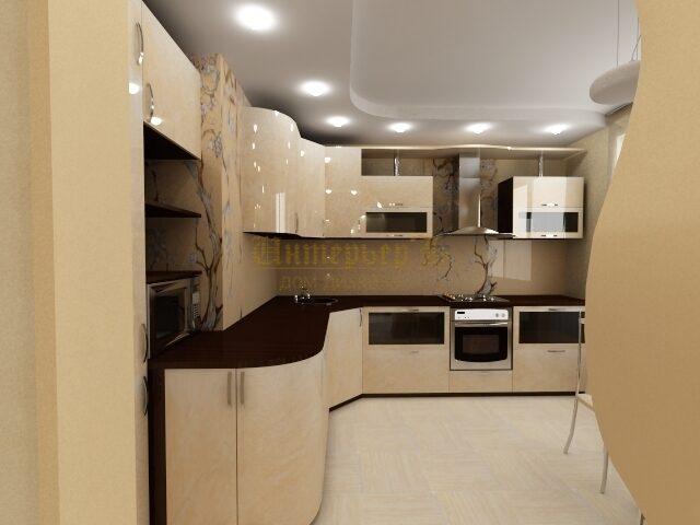 кухонная мебель из китая